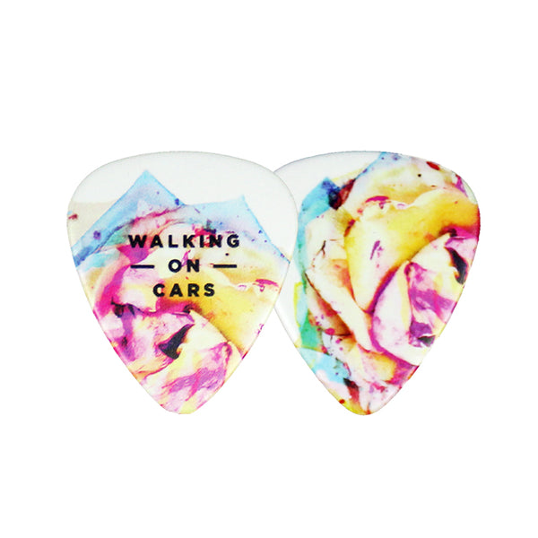 COLOURS 2019 TOUR  PLECTRUM