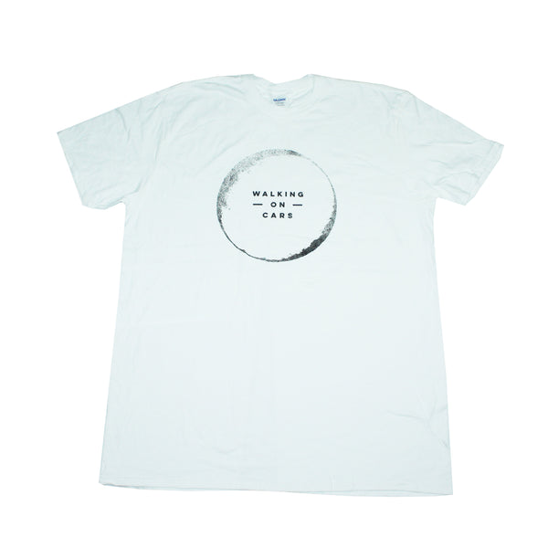 MOON WHITE T-SHIRT