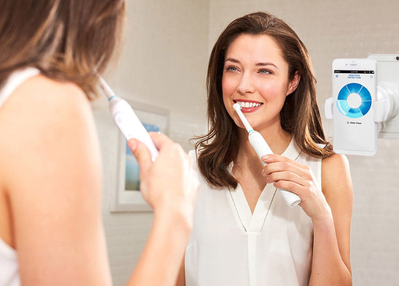 Bluetooth Toothbrushes