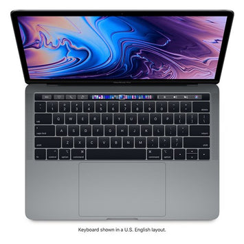 Apple MacBook Pro Touch Bar 13.3 i5 8GB 256GB Space Gray - MacBook Pro (Retina, 13-inch, July 2018)