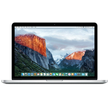 Apple MacBook Pro with Retina display - Core i5 - 8 GB RAM - 512 GB - 2.9 GHz Dual Core - Bluetooth 4.0 - (Retina, 13-inch, Early 2015)