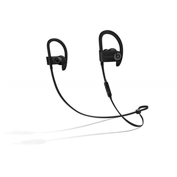 Beats Powerbeats3 Series Wireless Ear-Hook Headphones - Black - With Apple W1 chip
