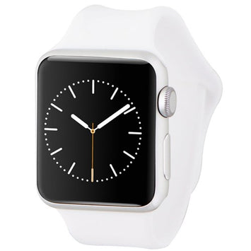 Apple Watch Series 2 (GPS) 42mm A1758 Silver Aluminum Case - Built-in GPS, Water Resistant 50m