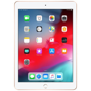 Apple iPad 6 - 9.7-inch - Wi-Fi - 32GB - Gold - iPad (6th Generation)
