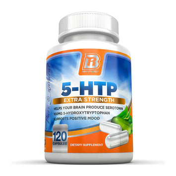 BRI Nutrition BRI-5HTP-240-CAPS (Single Pack)