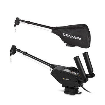 Cannon Digi Troll 10 Electric Downrigger With Black Cover
