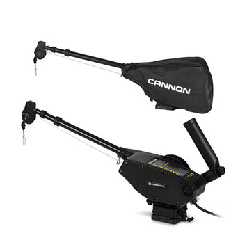 Cannon Magnum 10 STX Electric Downrigger With Black Cover