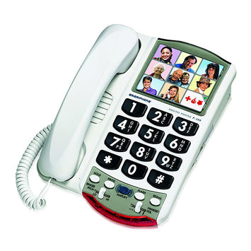 Clarity P300 - Amplified Corded Phone
