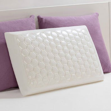 Comfort Revolution Hydraluxe Gel Dual Sided Pillow - Standard Size Pillow