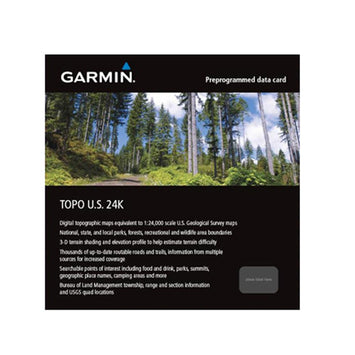 Garmin TOPO U.S. 24K North Central (010-C1130-00) - Navigational Software