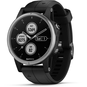 Garmin Fenix 5S Plus - Multisport GPS watch