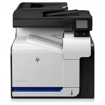 HP LaserJet Pro 500 color MFP M570dn - Recommended Monthly Page Volume: 1500 to 4000