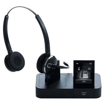 Jabra PRO 9465 Duo - Stereo Wireless Headset