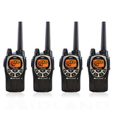 Midland Xtra Talk GXT1000VP4 - Two Way Radio Value Pack