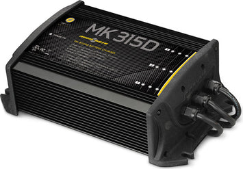 Minn Kota MK-315D (3 Bank) On-Board Battery Charger - 3-Bank On-board Battery Charger