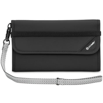 Pacsafe Anti-Theft RFIDsafe V250 - Anti-Theft RFID Blocking Travel Wallet