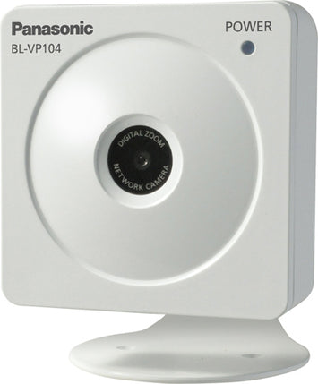 Panasonic BL-VP104 - Indoor Security Camera (Network / Fixed)