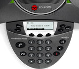 Polycom SoundStation IP 6000 (Power Over Ethernet) - VoIP Conference Phone (PoE)