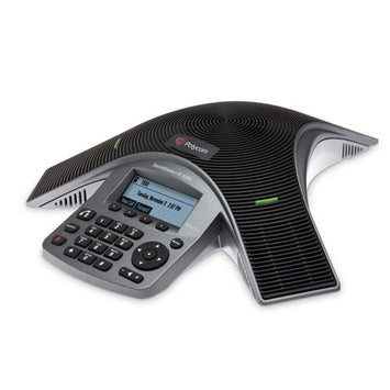 Polycom SoundStation IP 5000 (Power Over Ethernet) - VoIP Conference Phone (PoE)