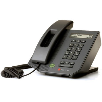 Polycom 2200-32500-025- LN - Corded VoIP Phone (MS Lync Server)
