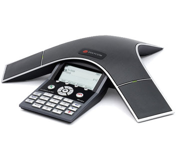 Polycom SoundStation IP 7000 (Power Over Ethernet) - VoIP Conference Phone (PoE)