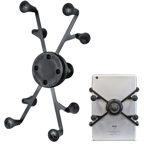 RAM Mounts X-Grip Universal Tablet Holder with 1