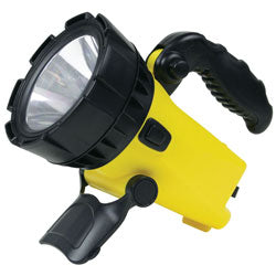 RoadPro RPKB2701RF - AC/DC Rechargeable Spotlight
