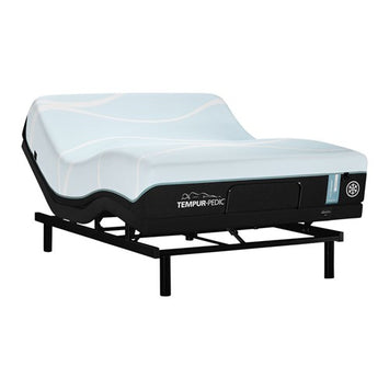 Tempurpedic Pro Breeze Medium TwinXL Mattress w Ergo Base - TempurPedic Mattress
