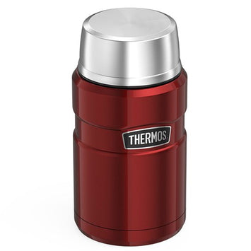 Thermos 24 Ounce Stainless Steel Food Jar