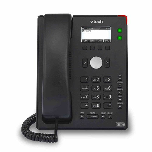 VTech ET605 Provisioned - Nextiva Provisioned Phone