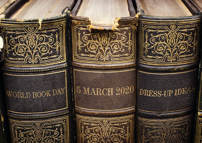 World Book Day – Need a DIY Dressing-Up Idea?