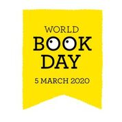 World Book Day logo.