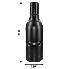 wine bottle thermo cooler temperature insulator