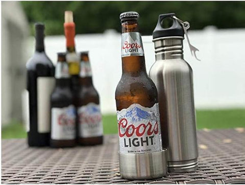 bottle thermos for beer and soda bottles