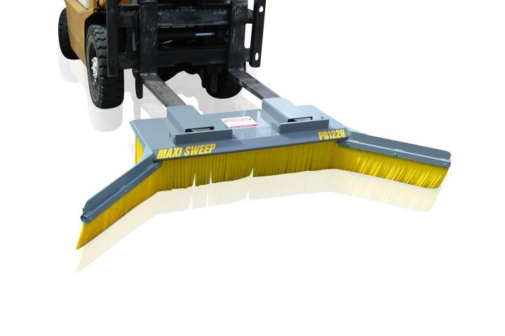 Maxisweep Forklift And Skidsteer Brooms