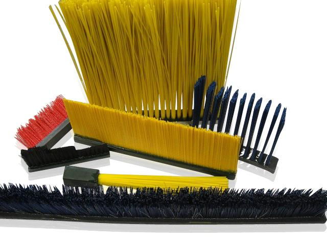 Moulded Strip And Block Brushes