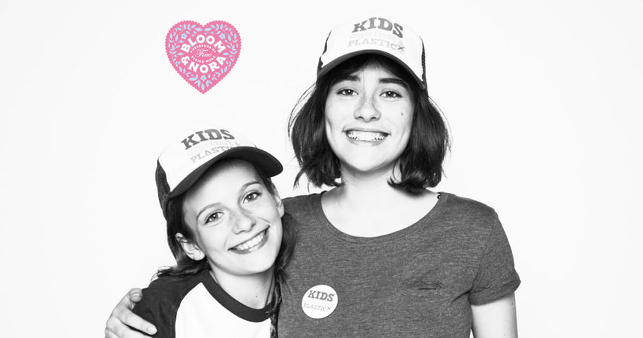 Bloom & Nora talk Plastic-Free Periods with 'Kids Against Plastic'