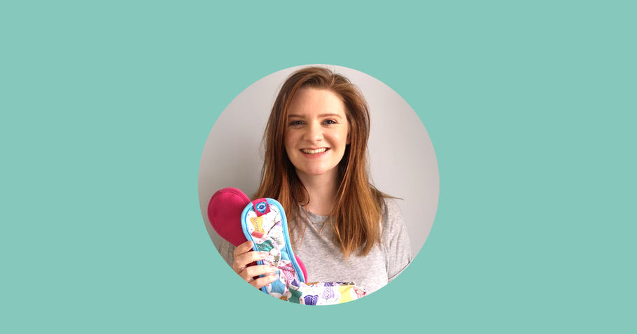 Bloom & Nora Padvocate Courtney shares her reusable pad story