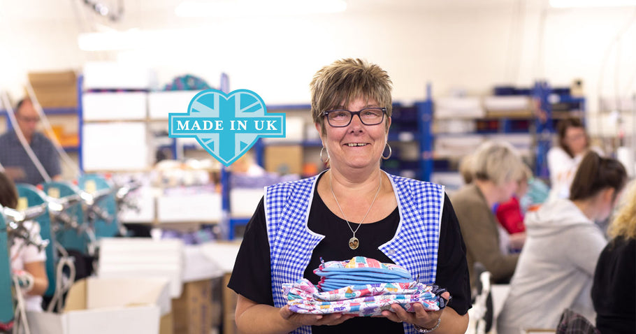 Hear from the people behind the seams; Linda makes your reusable sanitary pads.