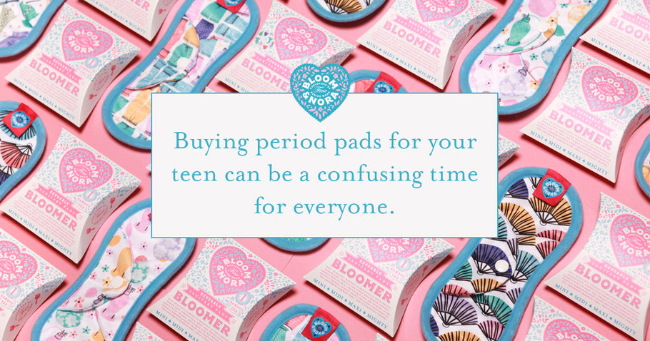 Talking to your Teen about periods