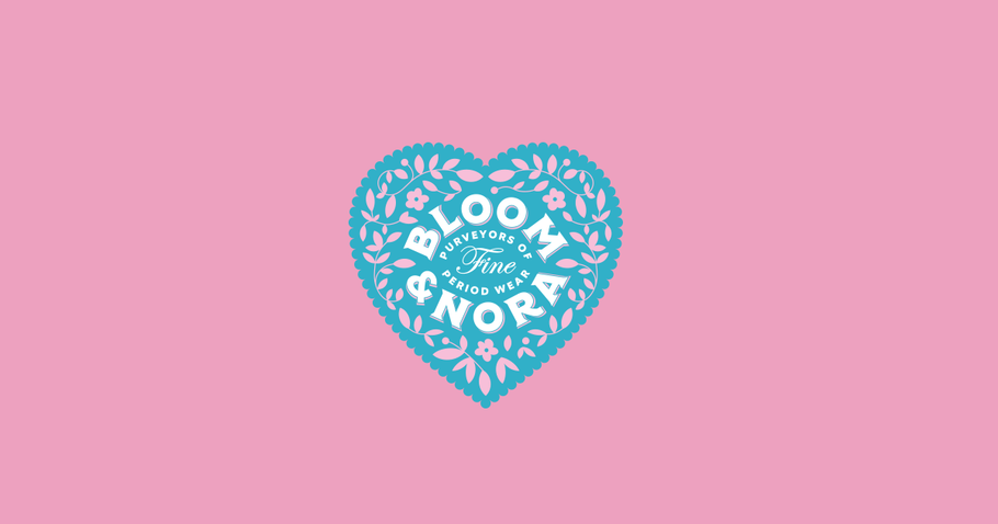 Bloom and Nora Reusable Sanitary Pads for an Eco Friendly Period