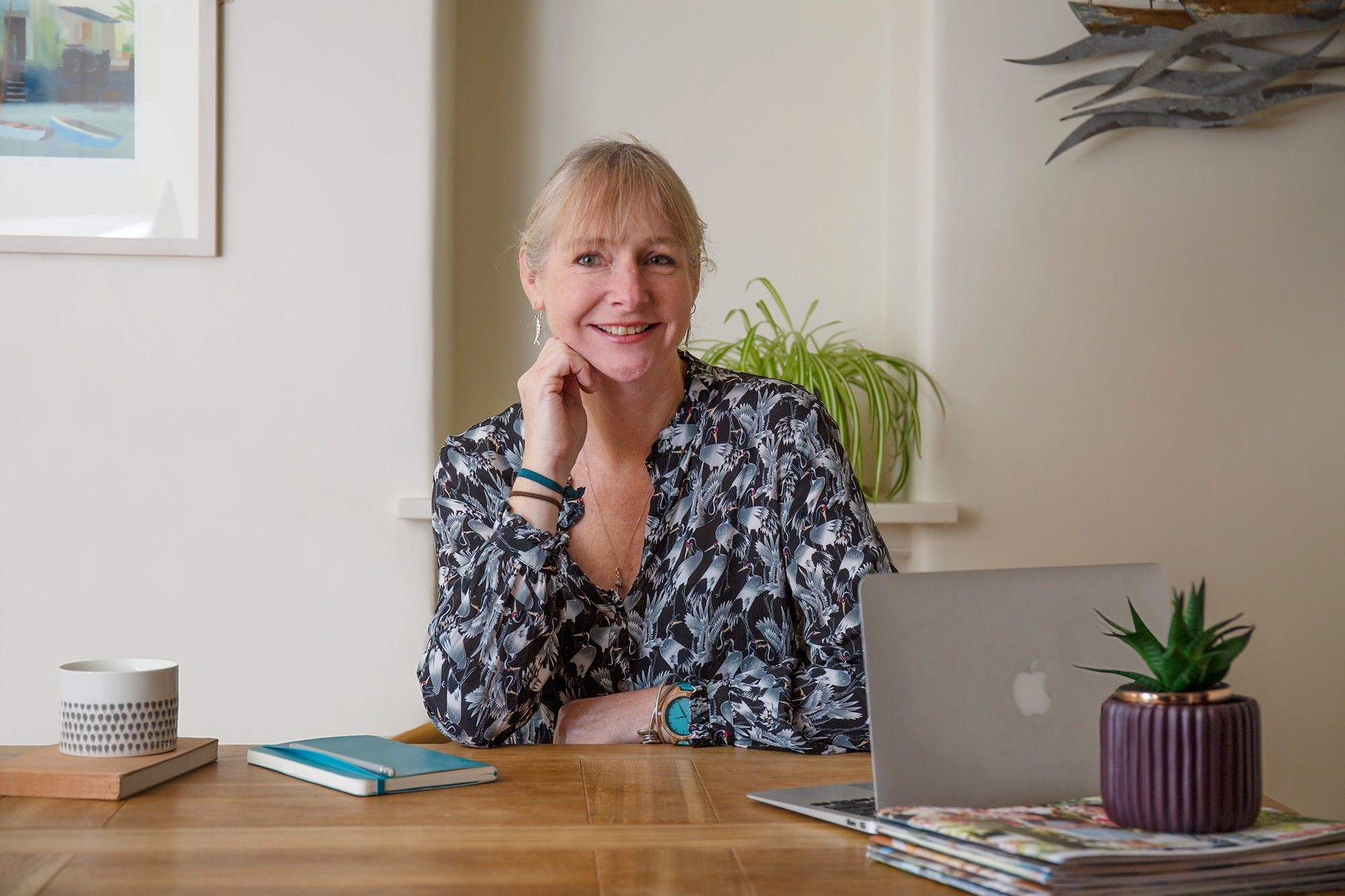 Lucy Jewson co-founder of Frugi