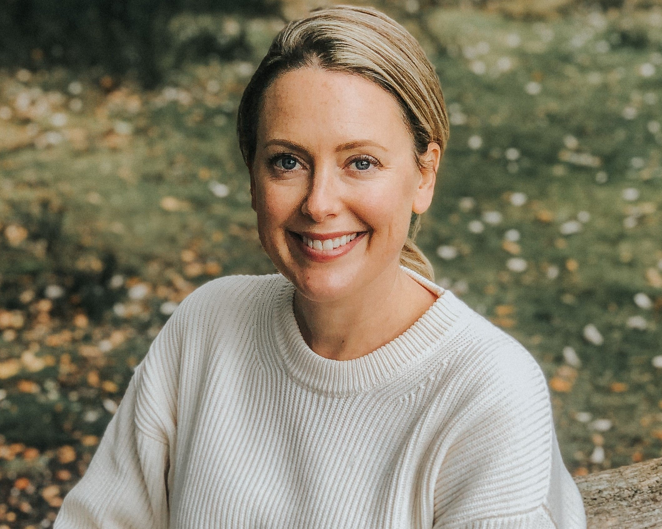 Kathryn co-founder of Wild & Stone