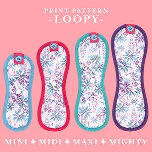 Bloomers Single Pad - Lady Garden