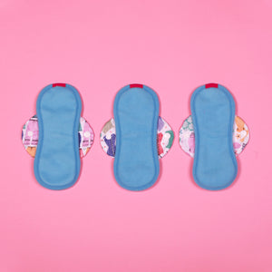 Bloomers Mini 3 Pack