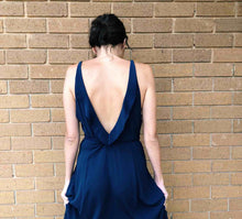 Load image into Gallery viewer, Marian Dress - Navy
