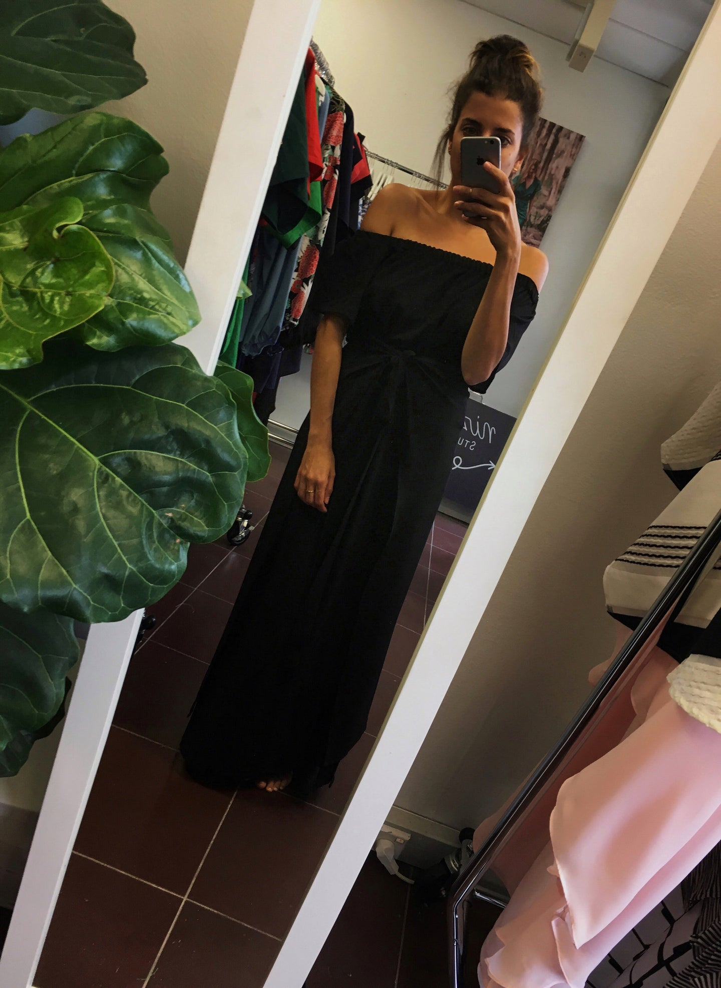 Margarita Maxi In Black