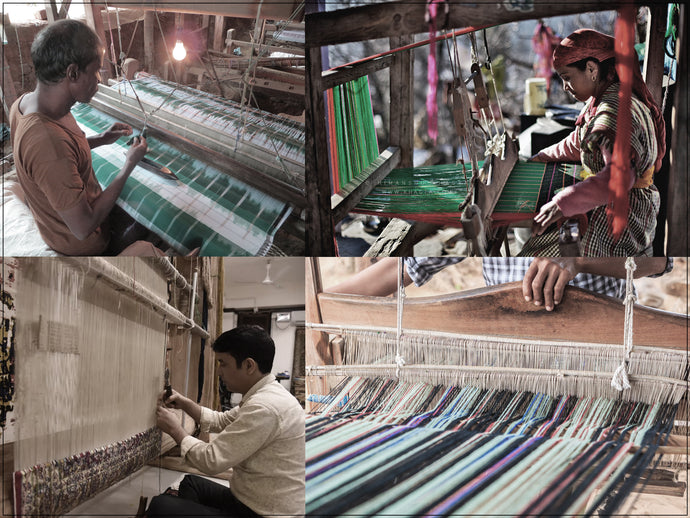 About Local Weaver And How Should We Help Them During This Pandemic