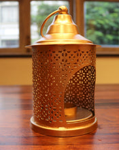 Load image into Gallery viewer, Brass Moti Mahal Lantern