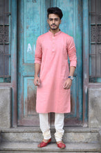 Load image into Gallery viewer, Pink Kurta